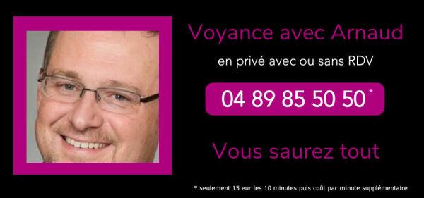 appeler le voyant Arnaud