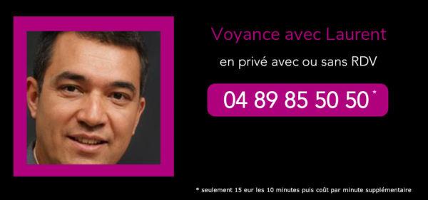 appeler le voyant Laurent